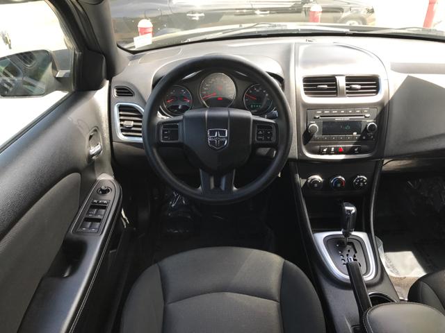 2011 Dodge Avenger Express 4dr Sedan - Modesto CA