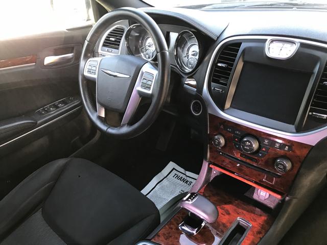 2012 Chrysler 300 4dr Sedan - Modesto CA