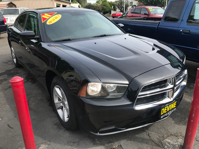2011 Dodge Charger SE 4dr Sedan - Modesto CA