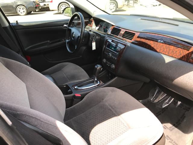 2012 Chevrolet Impala LT Fleet 4dr Sedan - Modesto CA