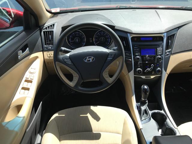 2013 Hyundai Sonata GLS 4dr Sedan - Modesto CA