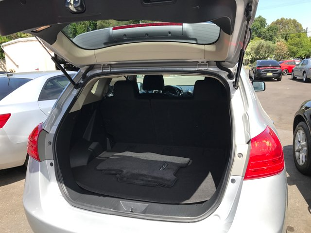 2012 Nissan Rogue S 4dr Crossover - Modesto CA