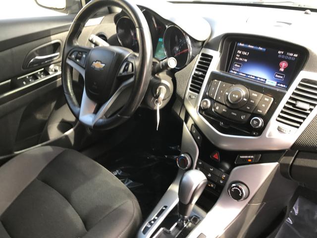 2014 Chevrolet Cruze 1LT Auto 4dr Sedan w/1SD - Modesto CA