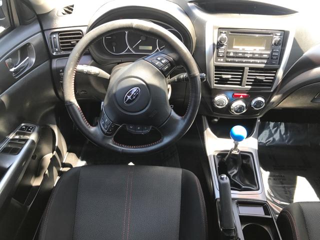 2014 Subaru Impreza WRX AWD 4dr Wagon - Modesto CA