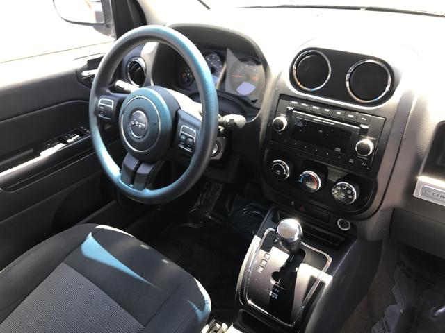 2014 Jeep Compass Sport 4x4 4dr SUV - Modesto CA