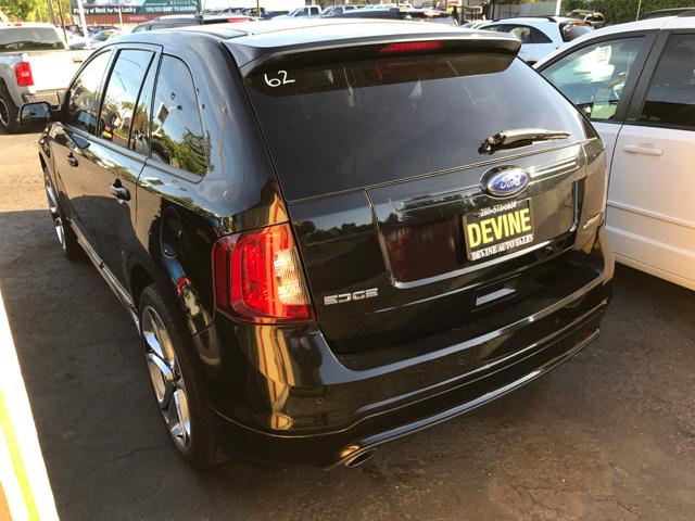 2012 Ford Edge Sport 4dr SUV - Modesto CA