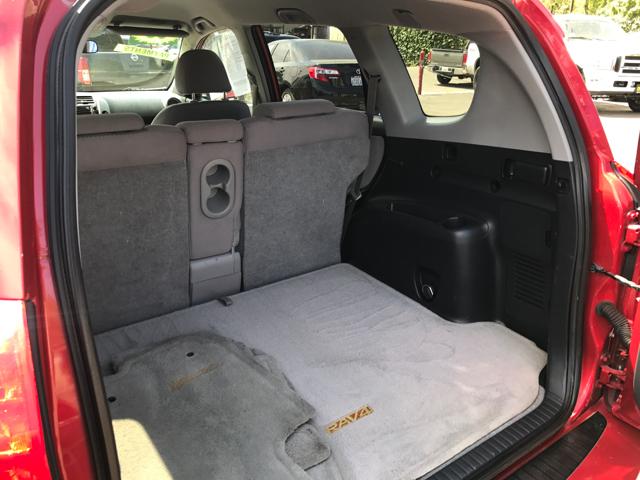 2008 Toyota RAV4 Base 4dr SUV - Modesto CA
