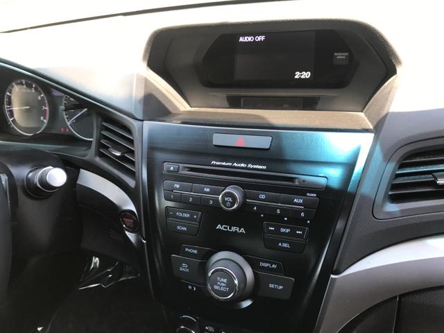 2014 Acura ILX 2.0L 4dr Sedan - Modesto CA