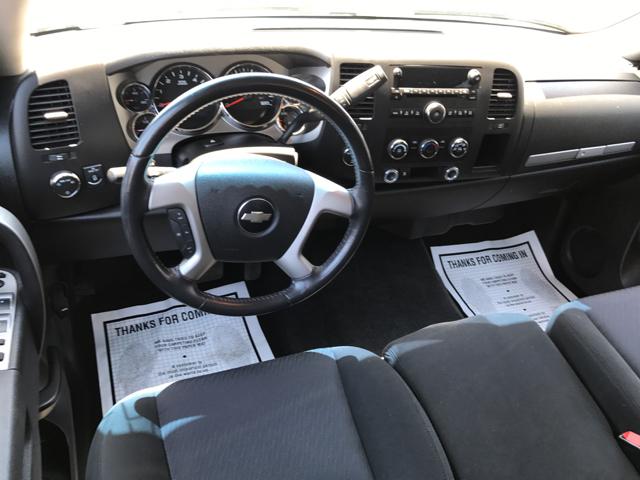 2010 Chevrolet Silverado 1500 LT 4x4 4dr Crew Cab 5.8 ft. SB - Modesto CA