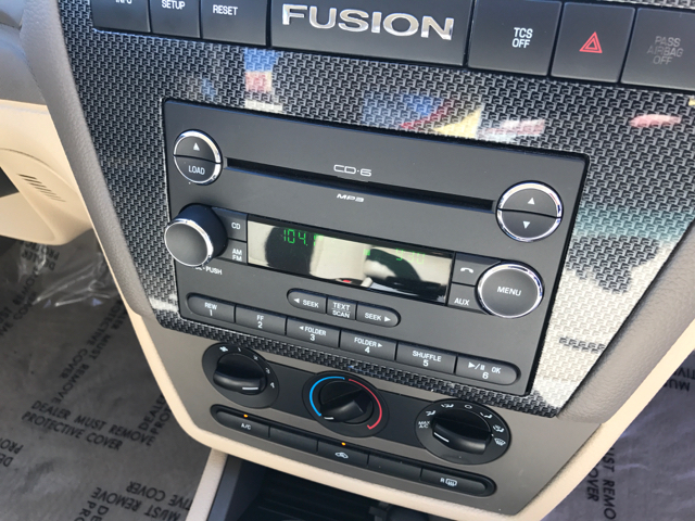 2008 Ford Fusion V6 SE AWD 4dr Sedan - Modesto CA