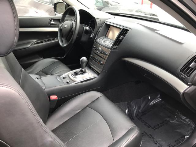 2013 Infiniti G37 Sedan Journey 4dr Sedan - Modesto CA