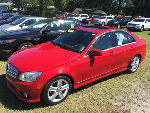 2010 Mercedes-Benz C-Class for sale in Chipley, FL