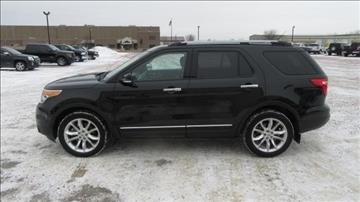2014 Ford Explorer for sale in Tea, SD