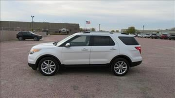 2013 Ford Explorer for sale in Tea, SD