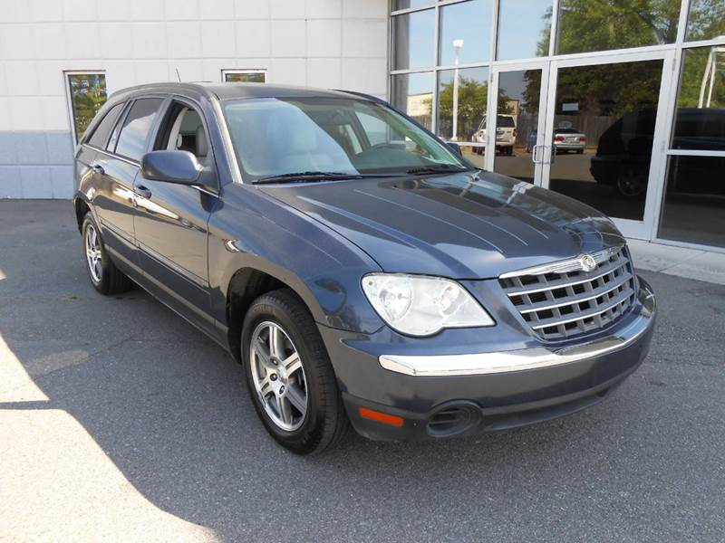 2007 chrysler pacifica touring 4dr crossover in monroe nc. Black Bedroom Furniture Sets. Home Design Ideas