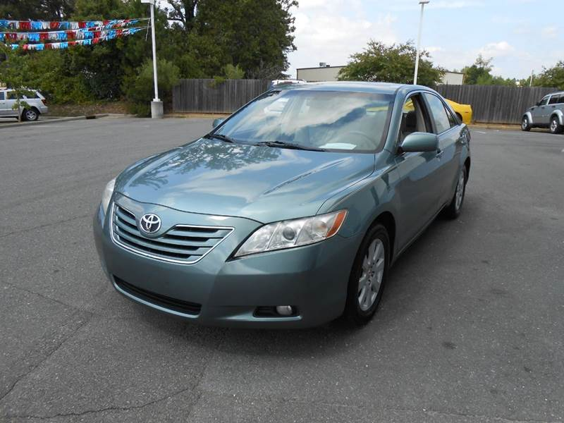 2008 toyota camry xle v6 4dr sedan 6a in monroe nc auto america. Black Bedroom Furniture Sets. Home Design Ideas