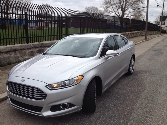 2013 Ford Fusion SE 4dr Sedan - Manchester NH
