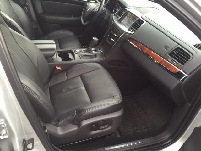 2013 Lincoln MKS AWD EcoBoost 4dr Sedan - Manchester NH