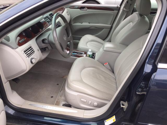 2007 Buick Lucerne CXL V8 4dr Sedan - Manchester NH