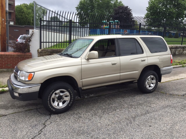 2002 Toyota 4Runner SR5 4WD 4dr SUV   Manchester NH