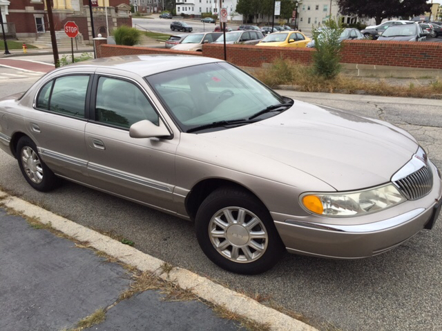 1999 Lincoln Continental 4dr Sedan - Manchester NH