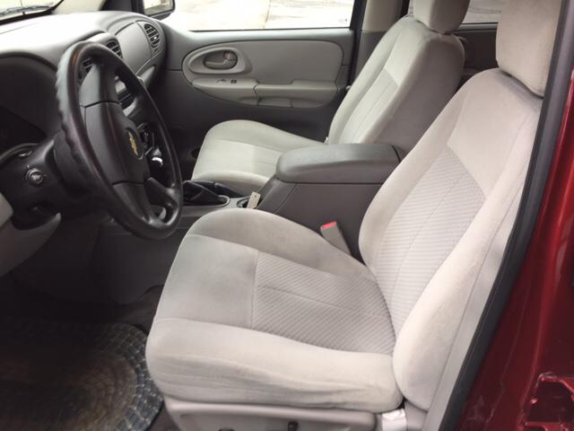 2008 Chevrolet TrailBlazer 4x4 LT2 4dr SUV - Manchester NH
