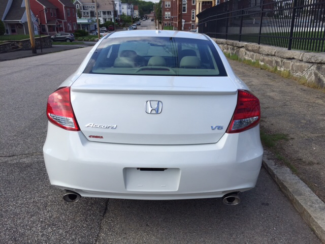 2012 Honda Accord EX-L V6 2dr Coupe 5A - Manchester NH