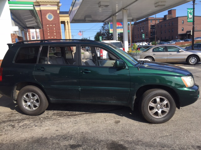 2003 Toyota Highlander AWD Limited 4dr SUV - Manchester NH