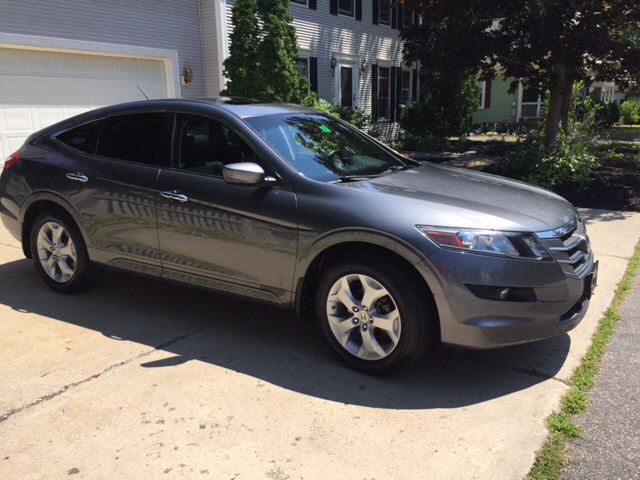 2010 Honda Accord Crosstour AWD EX-L 4dr Crossover - Manchester NH