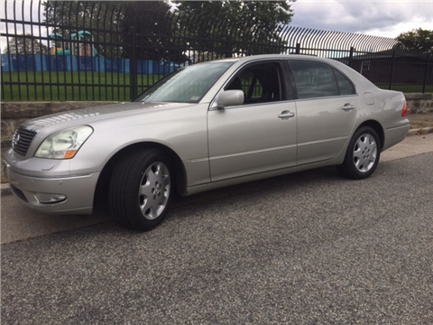 2002 Lexus LS 430 For Sale In Manchester, NH