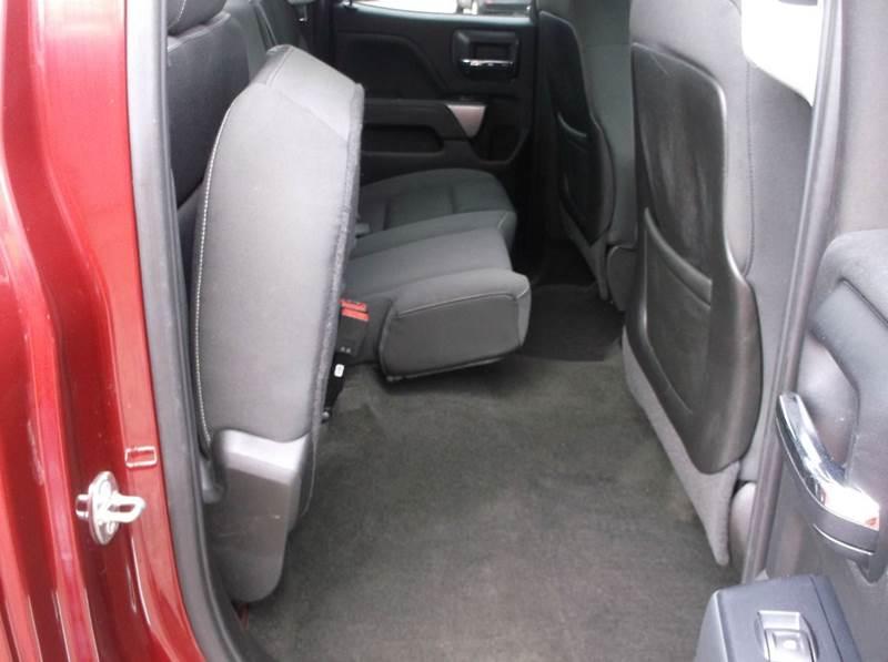2015 Chevrolet Silverado 1500 4x4 LT 4dr Double Cab 6.5 ft. SB - Wausau WI