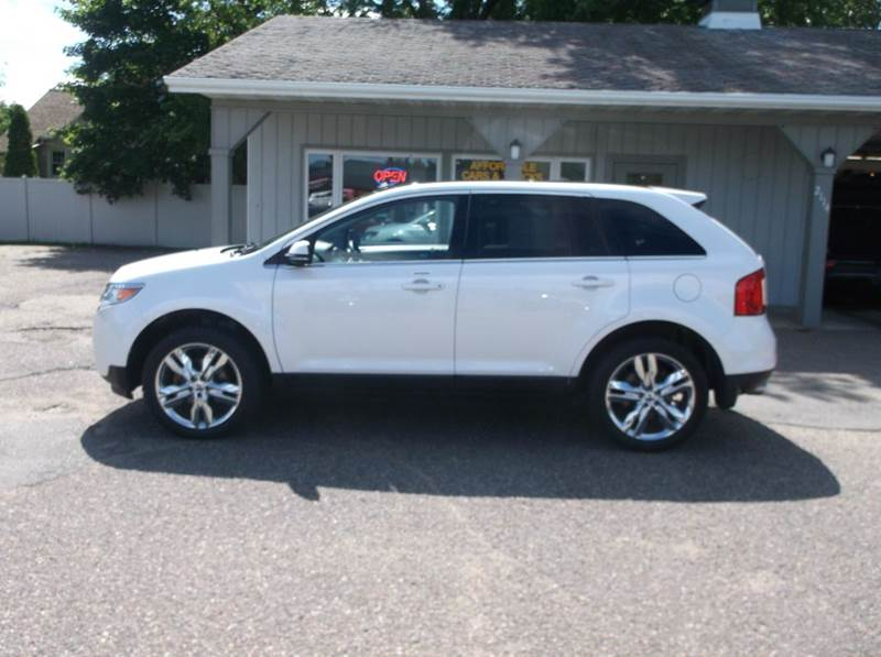 2014 Ford Edge AWD Limited 4dr Crossover - Wausau WI