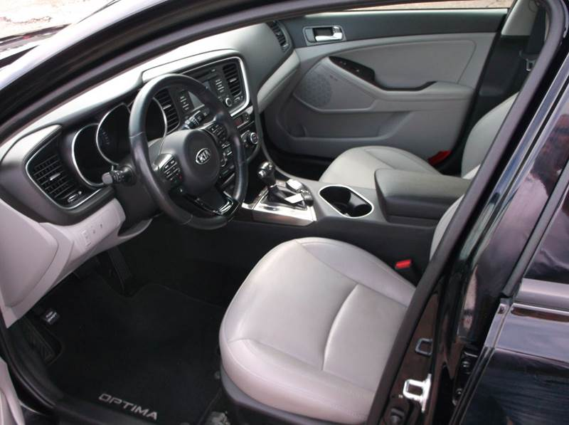 2015 Kia Optima EX 4dr Sedan - Wausau WI