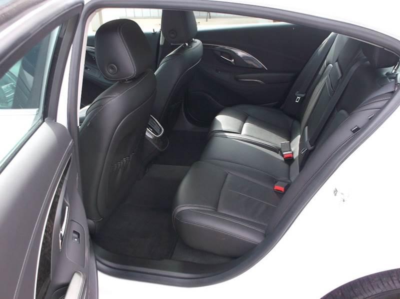 2015 Buick LaCrosse Leather 4dr Sedan - Wausau WI