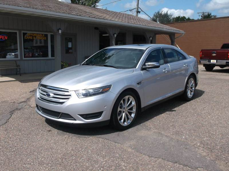 2016 Ford Taurus AWD Limited 4dr Sedan - Wausau WI