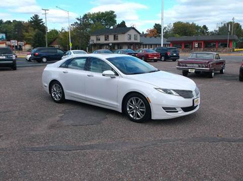 Valu Ford Morris >> 2013 Lincoln MKZ For Sale - Carsforsale.com