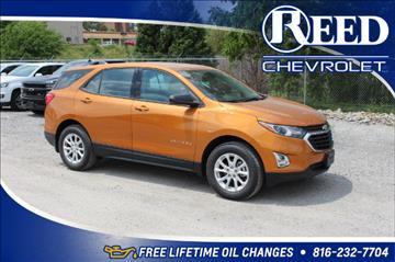 2018 Chevrolet Equinox for sale in Saint Joseph, MO