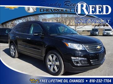 2017 Chevrolet Traverse for sale in Saint Joseph MO