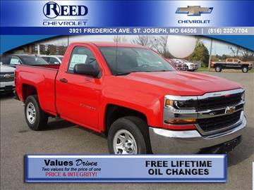 2017 Chevrolet Silverado 1500 for sale in Saint Joseph, MO