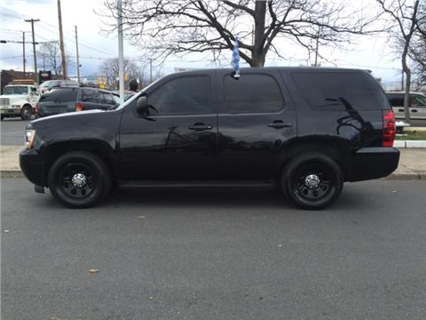 2007 Chevrolet Tahoe POLICE PPV