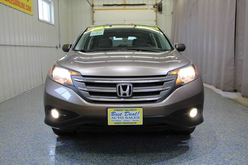 2012 Honda CR-V AWD EX 4dr SUV - Fort Wayne IN