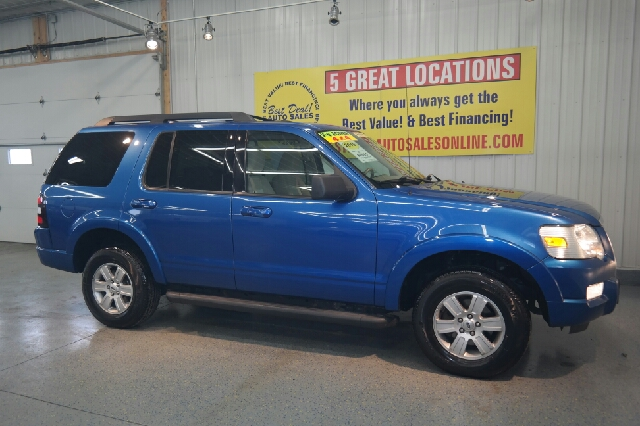 2010 Ford Explorer XLT 4x4 4dr SUV - Fort Wayne IN