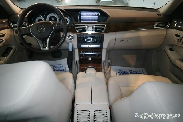 2014 Mercedes-Benz E-Class E350 Luxury 4MATIC AWD 4dr Sedan - Warsaw IN