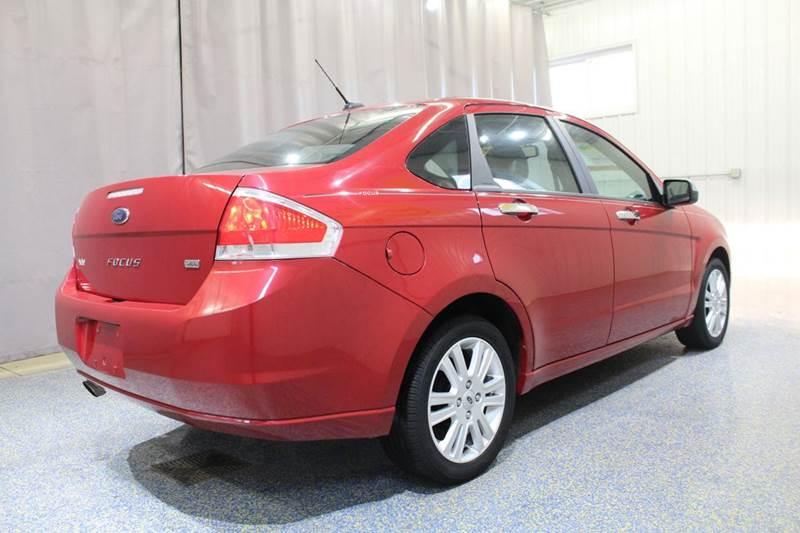 2010 Ford Focus SEL 4dr Sedan - Auburn IN