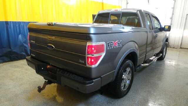 2010 Ford F-150 4x4 FX4 4dr SuperCab Styleside 6.5 ft. SB - Fort Wayne IN