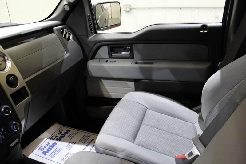 2013 Ford F-150 4x4 XLT 2dr Regular Cab Styleside 6.5 ft. SB - Auburn IN