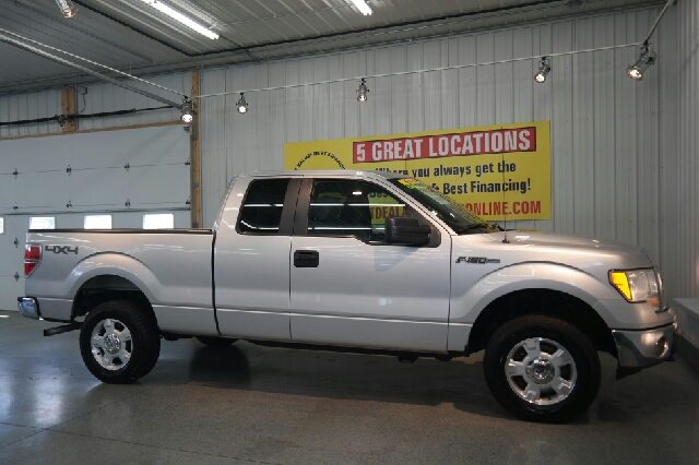 2013 Ford F 150 Xlt 4x4 4dr Supercab Styleside 6 5 Ft Sb In Fort Wayne In Best Deal Auto