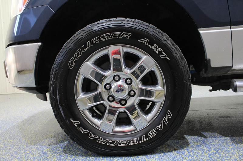 2013 Ford F-150 XLT 4x4 4dr SuperCab  - Auburn IN