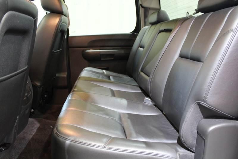 2012 GMC Sierra 1500 Hybrid 4x4 4dr Crew Cab 5.8 ft. SB w/3HA - Auburn IN