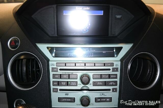 2011 Honda Pilot 4x4 Touring 4dr SUV - Warsaw IN